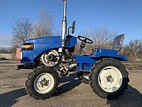 Мото трактор Форте GT-161 Люкс - Новинка 2020 года, фото 1