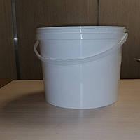 Пластиковое ведро 5 л пищевое для холодных та горячих жидкостей