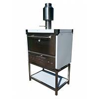 Печь на древесном угле (хоспер) ПДУ-1000