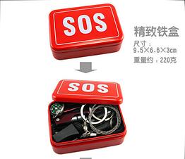 SOS KIT набор для выживания