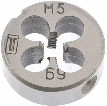 Плашка М5 х 0,8 мм СИБРТЕХ (77013)