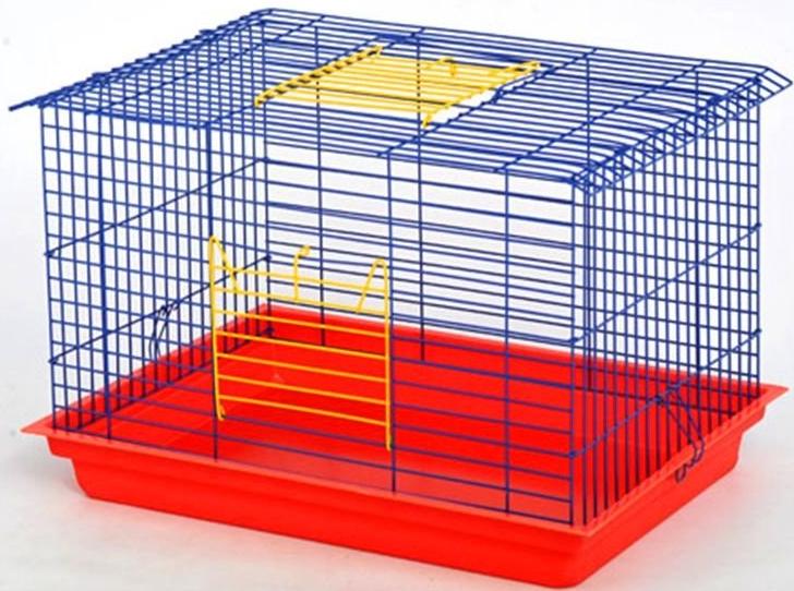 Клітка Кролик-Максі фарба для середніх та великих гризунів, 56,5*40*36 см