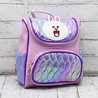 Рюкзак детский  rabbit purple