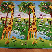 Детский коврик Бебипол Babypol 200х180х0.5