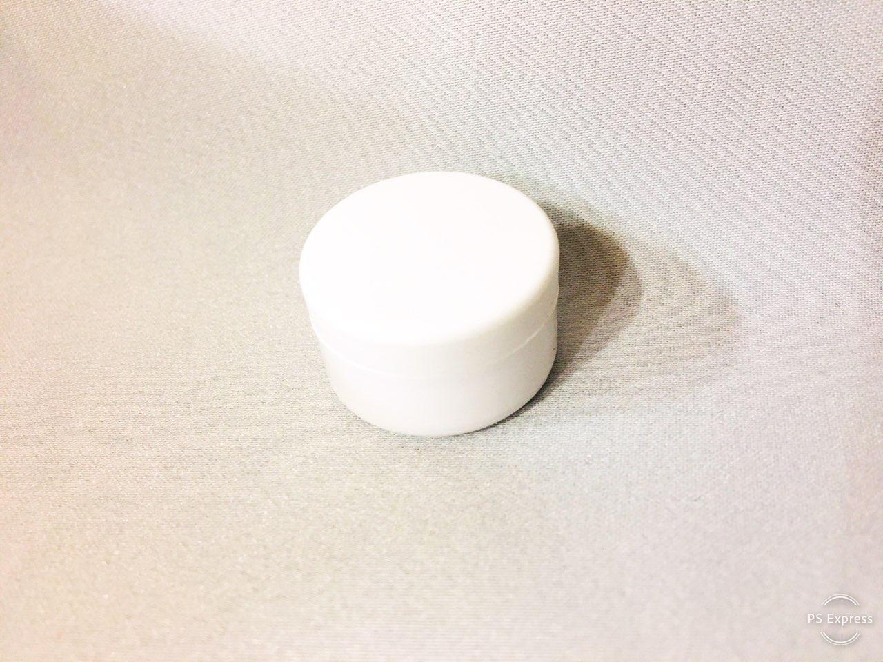 Белая баночка, 5мл