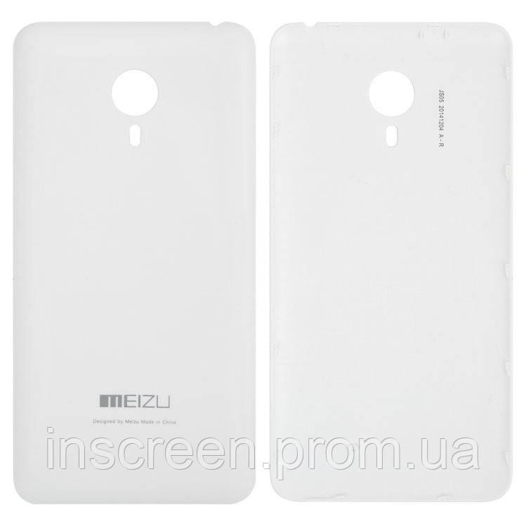 Задняя крышка Meizu MX4 Pro 5.5 белая, фото 2