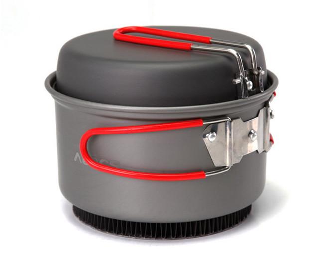 Набор посуды Alocs CW-S09 (кастрюля 1.4л, сковорода-крышка 16см)