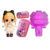Детская кукла LOL Surprise набор «Секретные месседжи» в капсуле СЕРИЯ 15 модель 9399