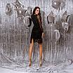 Женское платье Черный, фото 6