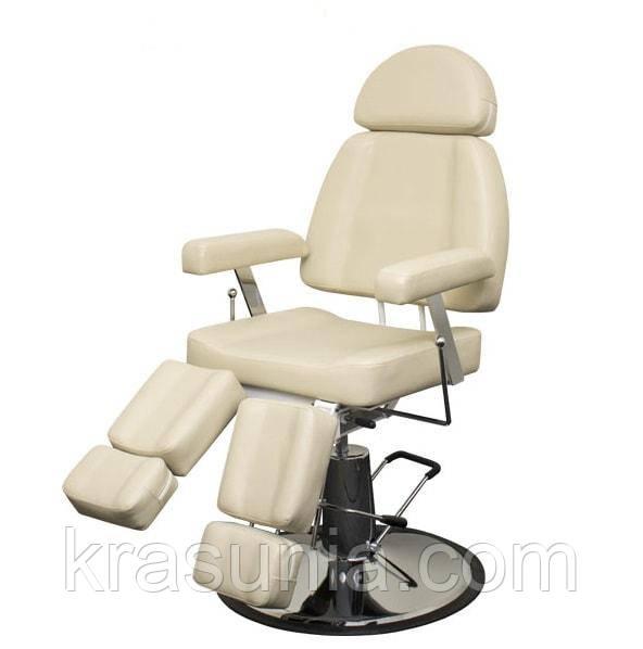 Педикюрное кресло с гидравлической регулировкой высоты 227B-2
