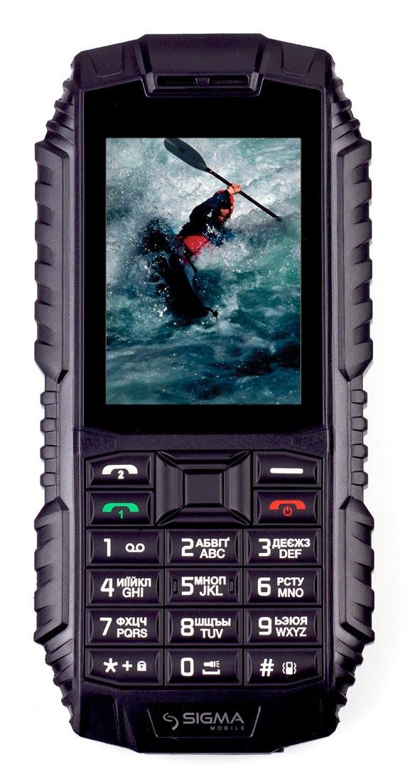 Мобильный телефон Sigma X-treme DT68 Гарантия 12 месяцев