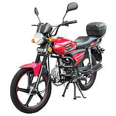 Мотоцикл SPARK ЅР125С-2ХWQ, 120 куб. см, двомісний дорожній