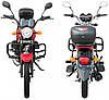 Мотоцикл SPARK SP125С-2ХWQ, 120 куб.см, двухместный дорожный, фото 2
