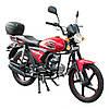 Мотоцикл SPARK SP125С-2ХWQ, 120 куб.см, двухместный дорожный, фото 3