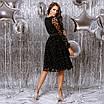 Женское платье Черный, фото 4
