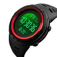 Skmei 1251 Amigo красные спортивные мужские часы