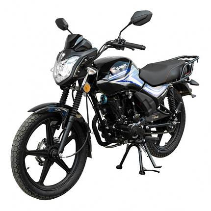 Мотоцикл SPARK SP150R-11, 150  куб.см, двухместный дорожный, фото 2