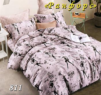 Полуторное постельное белье Тет-А-Тет 811