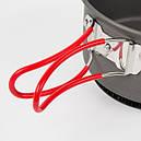 Набір посуду Alocs CW-S09 (каструля 1.4 л, сковорода-кришка 16см), фото 2