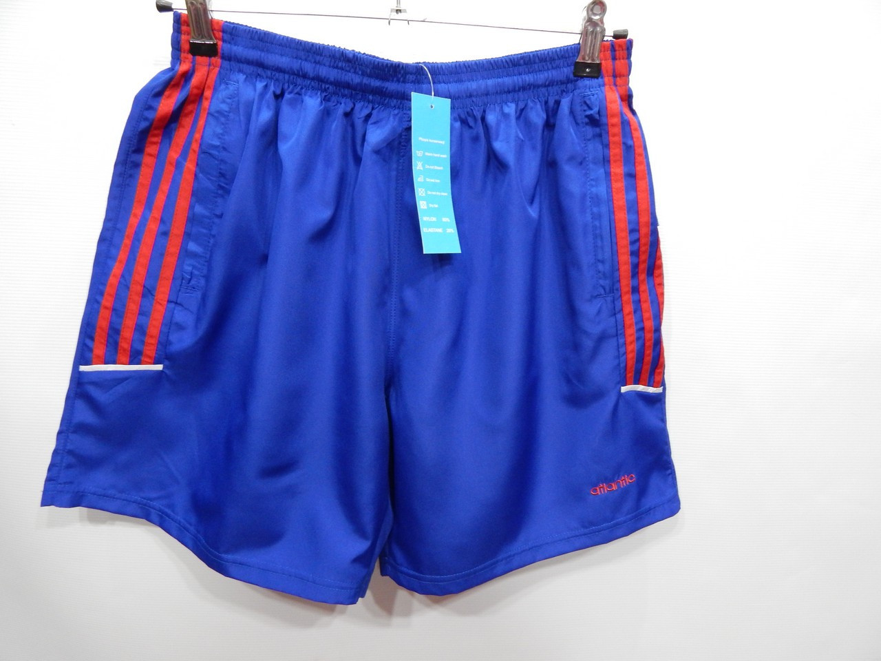 Мужские спортивные шорты Atlantic р.48 028SHM