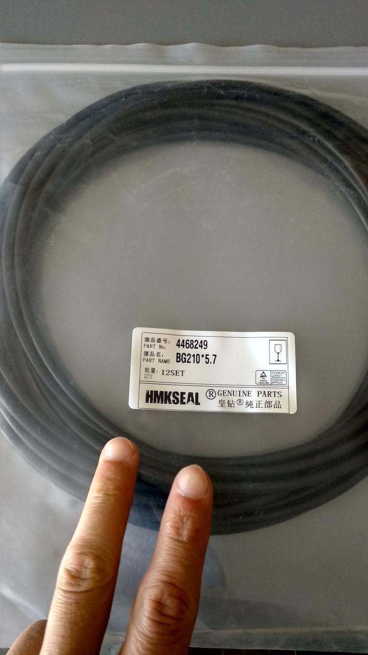 4468249 Уплотнительное кольцо гидромотора Hitachi (O-ring)
