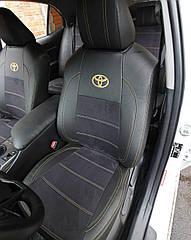 Авточехлы Toyota Camry 70 c 2018 г