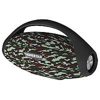 Портативная акустическая Bluetooth колонка Hopestar H31 (Камуфляж)