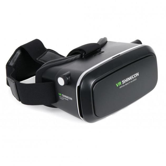 Очки виртуальной реальности VR Box черные