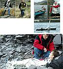 """Термоодеяло аварийное, спасательное сверх-компактное """"космическое"""" (210 х 160 см / 60 г), фото 2"""