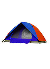 Палатка на 4 персоны Tent 205х205х140см
