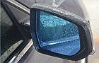 Комплект авто козырьков от дождя на зеркало заднего вида ЛЕВЫЙ+ПРАВЫЙ (2 РАСЦВЕТКИ), фото 2