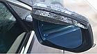 Комплект авто козырьков от дождя на зеркало заднего вида ЛЕВЫЙ+ПРАВЫЙ (2 РАСЦВЕТКИ), фото 3