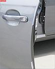 Накладки на полімерні кант дверей авто / авто від сколів і ударів, захист лакофарбового покриття, фото 2