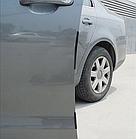 Накладки полимерные на кант дверей авто / автомобиля от сколов и ударов, защита лакокрасочного покрытия, фото 4