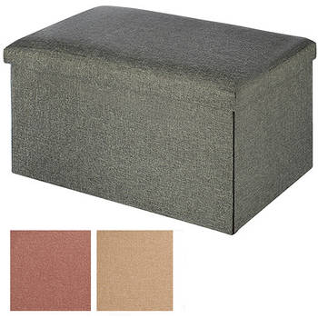 Пуф складной STENSON 76 х 38 см (R88095)