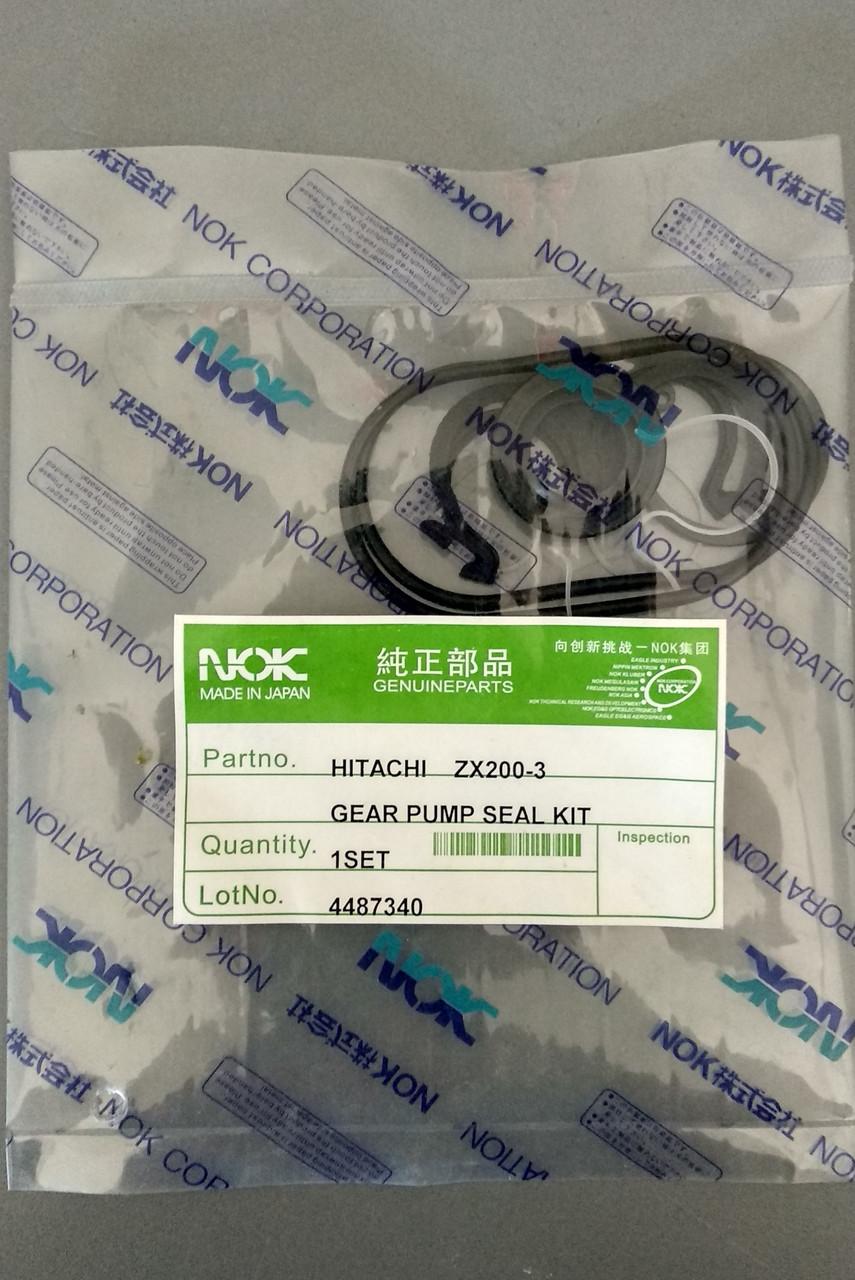 4487340 Ремкомплект гидронасоса Hitachi