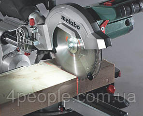 Торцовочная пила Metabo KGS 216 M, фото 2