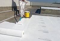 Изофлекс ПУ 500 (25 кг) Полиуретановая гидроизоляция(жидкая резина) для суровых условий эксплуатации, фото 1