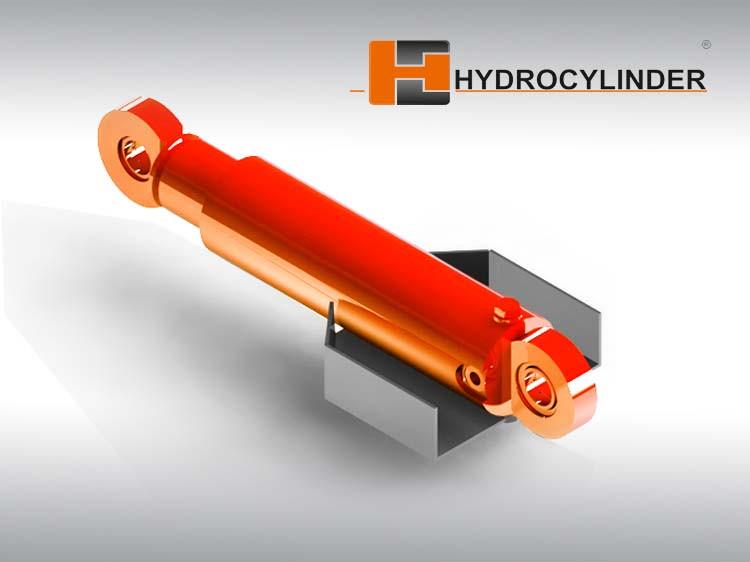 Изготовление гидроцилиндра подъема стрелы