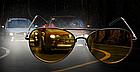 Очки для ночного вождения (антифара) Night View NV, фото 4