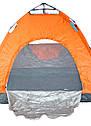 Палатка на 4 персоны Tent 210х210х140см, фото 6