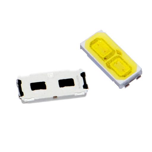 Светодиод для подсветки LED TV 7030 6V 1W LG Innotek LEWWS73V15CZ00 100-110Lm