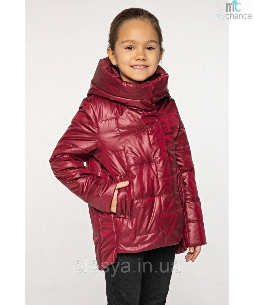Новинка! Куртка весна- осень для девочки Барбара, Размеры 122-164