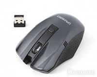 Мышь беспроводная Gresso GM-896G Wireless Black