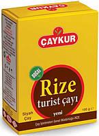 """Турецкий чай чёрный мелколистовой 100 г Caykur """"Rize Turist Çay"""" (рассыпной)"""