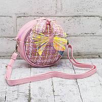 Сумка детская decorative ears pink