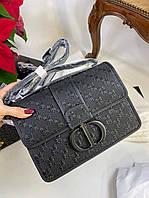 Модная сумочка DIOR CHALK (реплика), фото 1