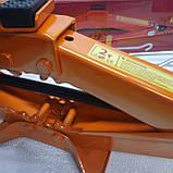 Домкрат автомобильный ромб 2т (ручка) Elegant, фото 2