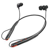 Беспроводные Bluetooth стерео наушники Sport Headset Wireless microSD для бега и занятия спортом Оранжевый
