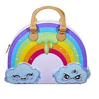 Набор Пупси слайм Сумка Радуга Poopsie Chasmell Rainbow Slime Kit оригинал, фото 1